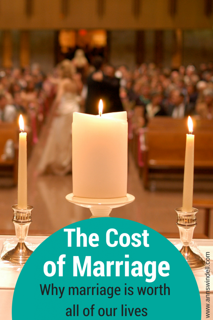 Cost of Marriage