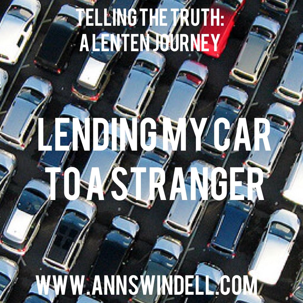 Lending My Car