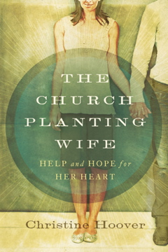 The Church Planting Wife Book Cover