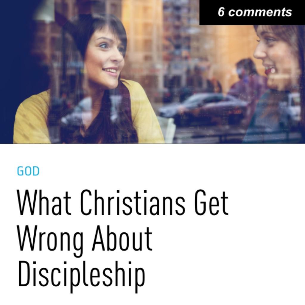 Relevant Discipleship Image