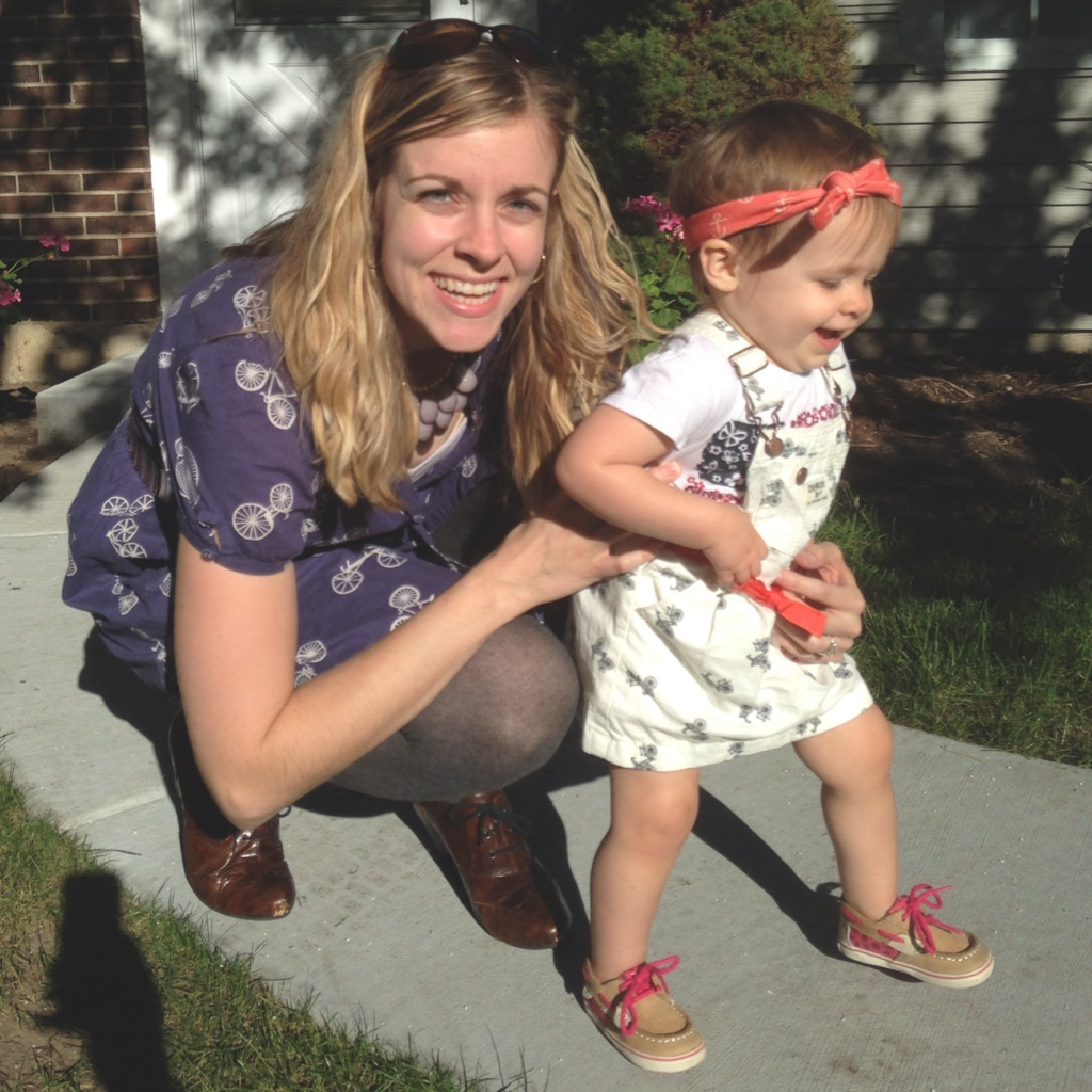 Ann Swindell + Life with a Toddler