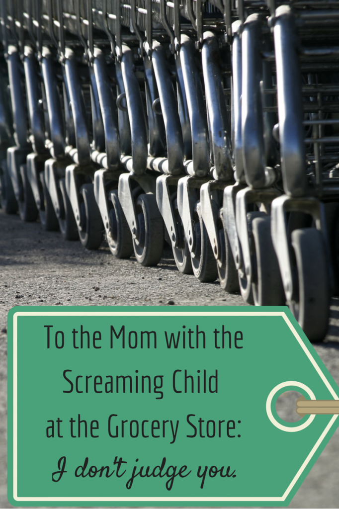 To the Mom with the Screaming Child at