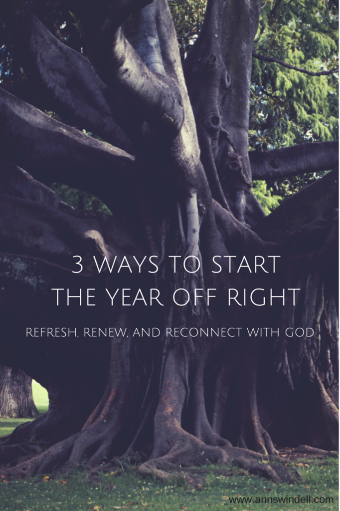 3 Ways to Start the year off right (1)