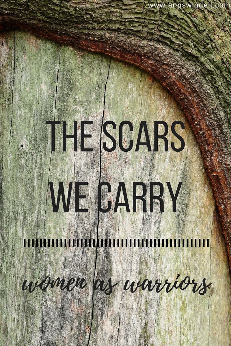 The Scars We Carry: Women as Warriors
