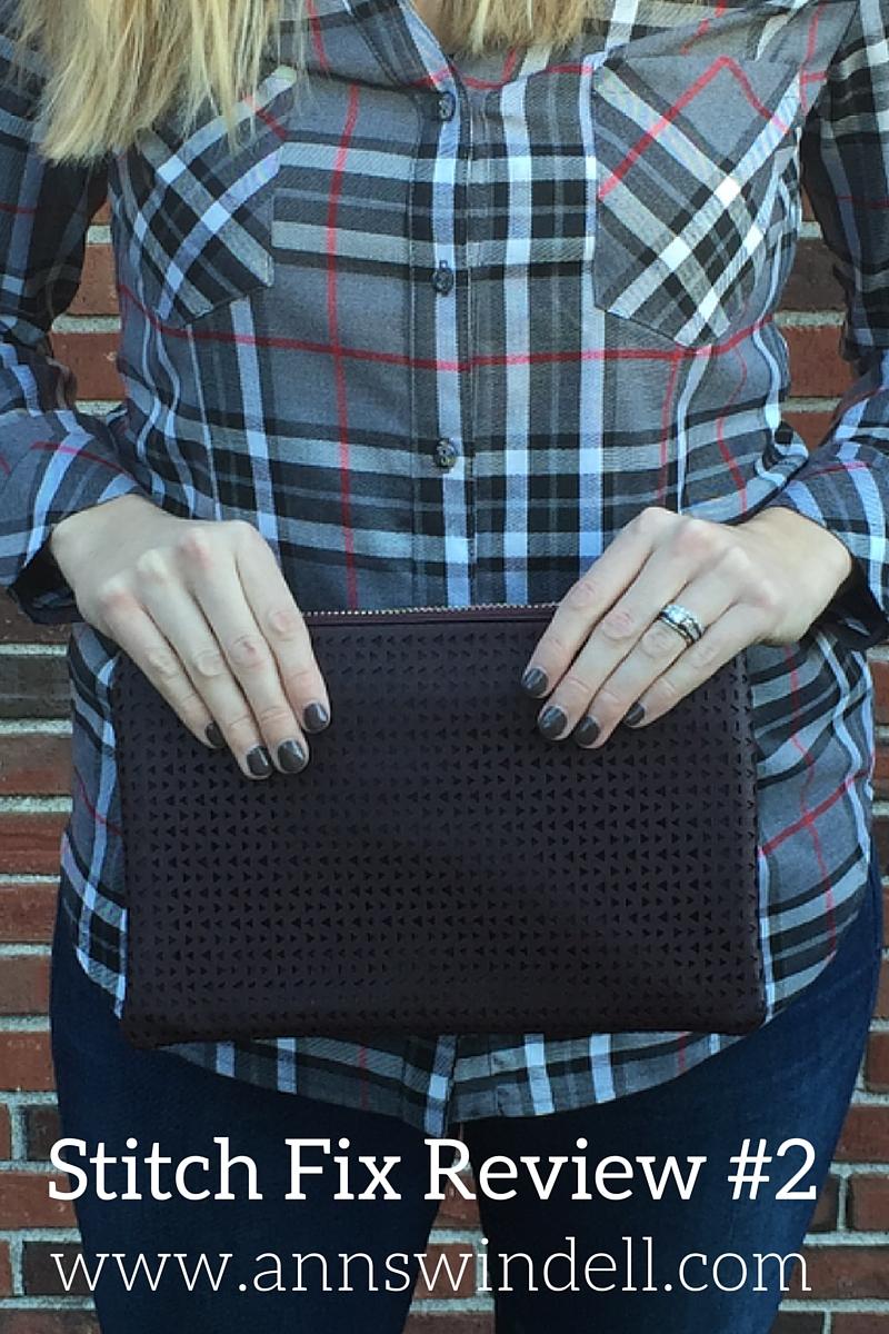 Stitch Fix Reveiw #2 www.annswindell.com