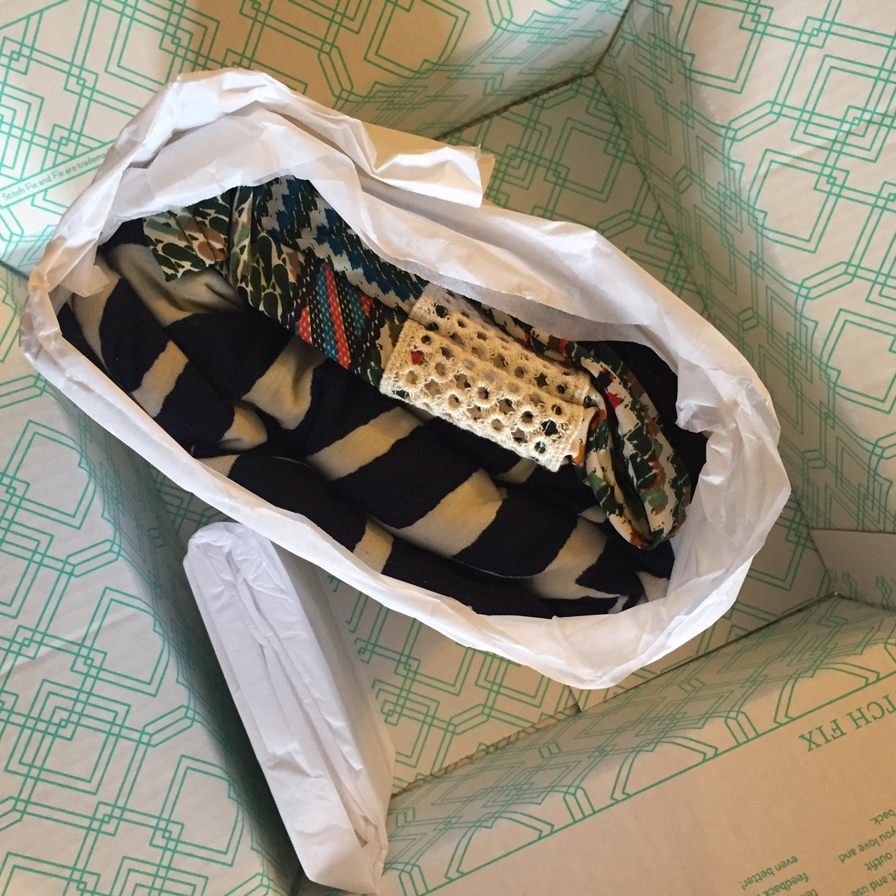 Stitch fix box #3