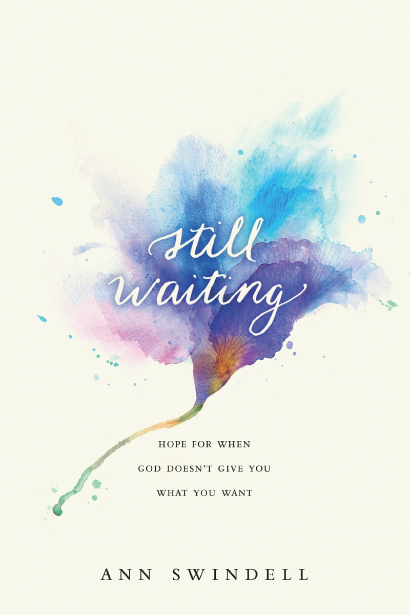 Still Waiting book at www.annswindell.com