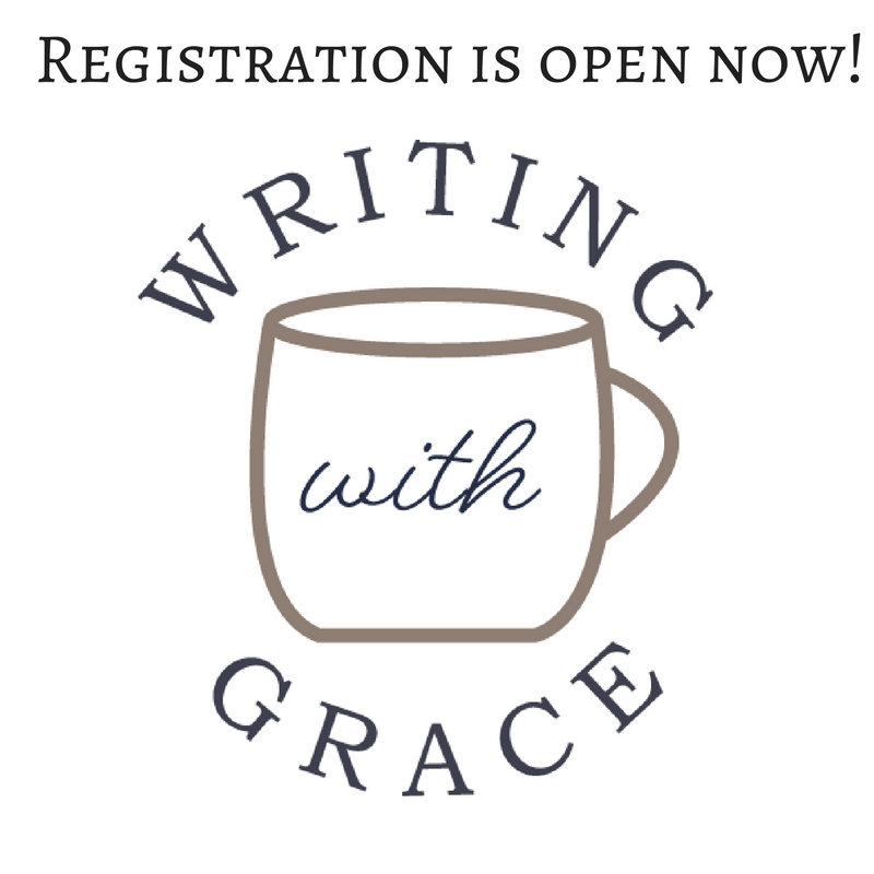 Writing with Grace at www.writingwithgrace.com