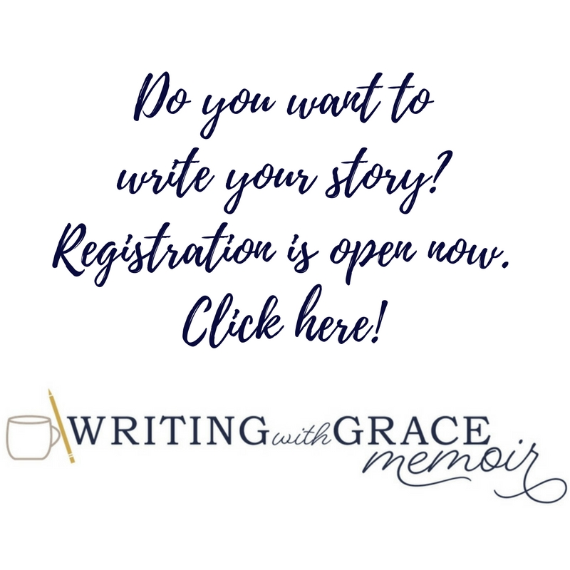 Writing with Grace: Memoir www.writingwithgrace.com