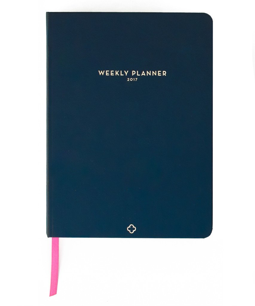 Anchored Press Weekly Planner. Writing Gift Guide at annswindell.com