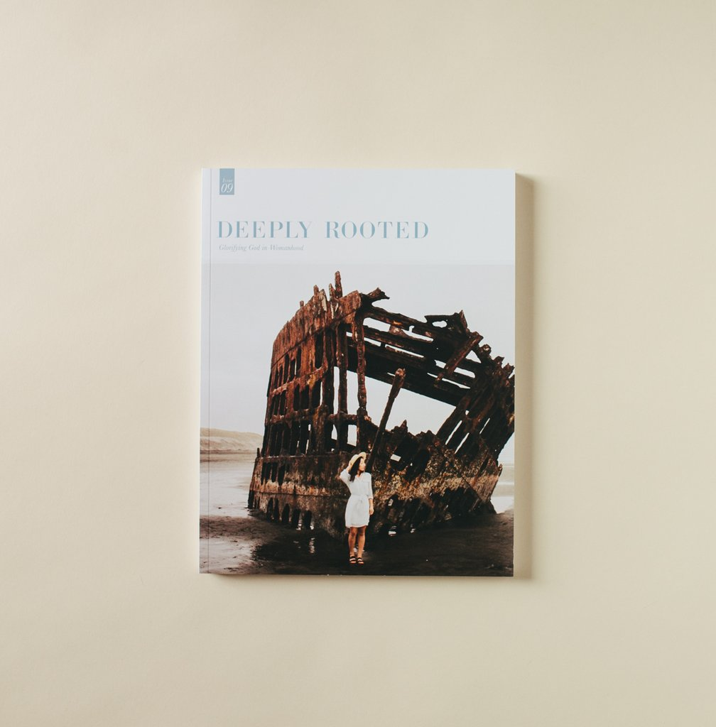 Deeply Rooted Magazine Subscription in the Writers Gift Guide 2016 at annswindell.com